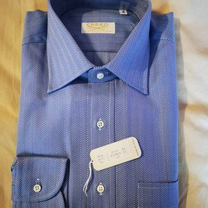 CREED BUTTON DOWN SHIRT > Made in Italy <